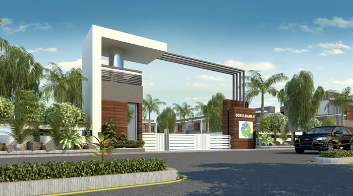 The Luxury of location greater vadodara